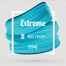 Séance extreme 60 min 59€