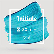 Séance initial 30 min 39€