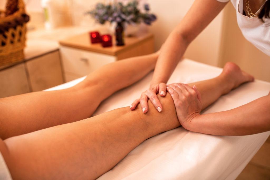 massage du coprs